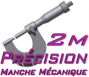 Logo 2M Précision