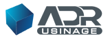 Logo ADR Usinage
