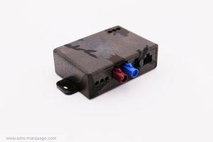 Hydrographie sur boitier électronique