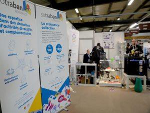Cluster SOTRABAN - SEPEM Rouen 2020