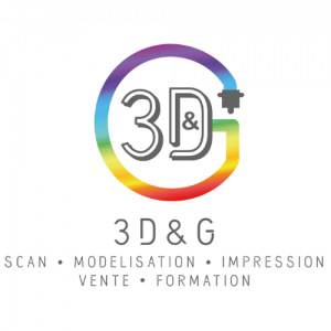 Logo 3D&G