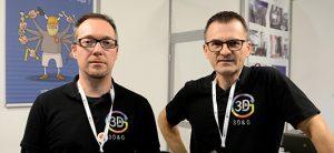 Adhérent SOTRABAN - Témoignage 3D&G David Danhier et Johann Prieux