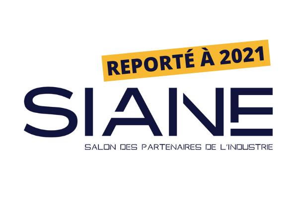 Report du SIANE de Toulouse 2020 à 2021