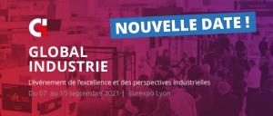[NOUVELLE DATE] Global Industrie Lyon - Septembre 2021