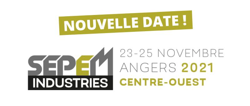 [SEPEM d'Angers]Nouvelle date en novembre 2021 !