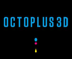 Logo Octoplus 3D